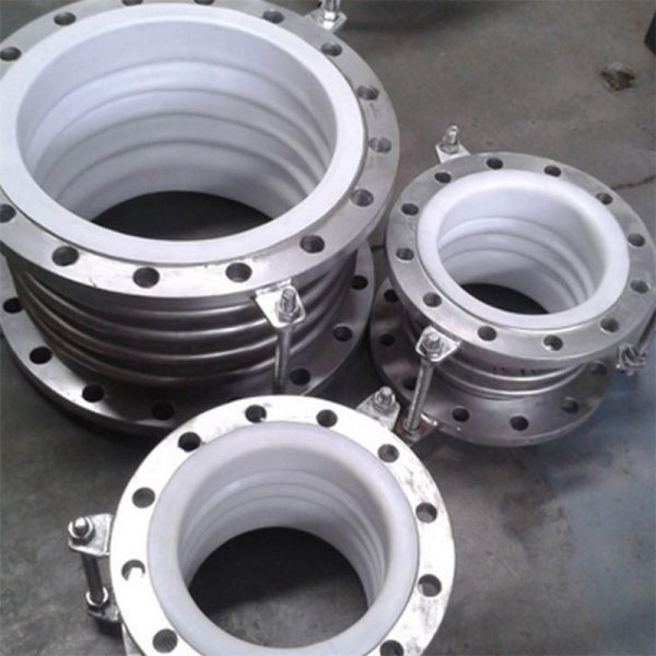 PTFE Lined SS Expansion Bellow
