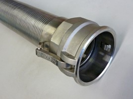 NZ Flexible Stainless Steel Ducting